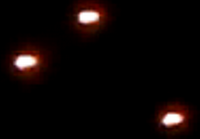 Latest UFO Sightings Triangle UFO Captured Above Washington
